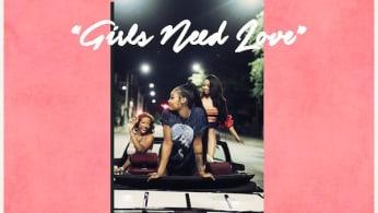 "Summer Walker ""Girls Need Love"" remix f/ Drake"