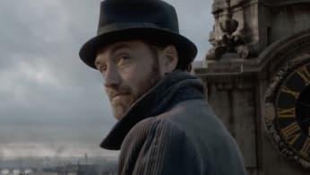 Jude Law Fantastic Beasts 2