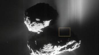 Comet shit