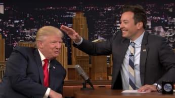 Fallon and Trump