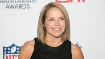 This is a photo of Katie Couric.
