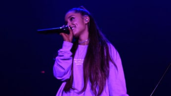 Ariana Grande tour dates