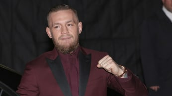 This is a picture of a Conor McGregor.