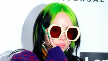 Billie Eilish attends the 2020 Grammy