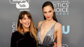 This is a photo of Patty Jenkins.