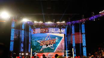 WWE SummerSlam Barclays Center 2015