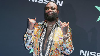 This is a photo of Rick Ross.
