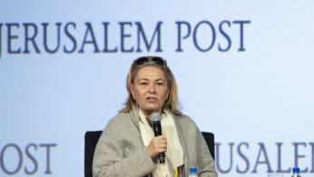 Roseanne Barr in New York