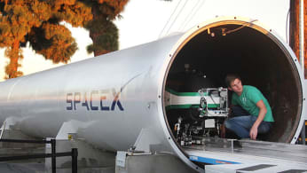 This is a photo of SpaceX.
