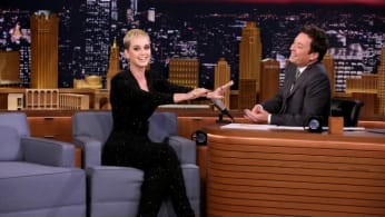 Katy Perry on 'The Tonight Show.'