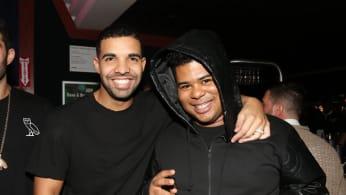 Drake and Makonnen