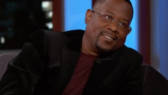 Martin Lawrence talks 'Bad Boys 3' on 'Kimmel'