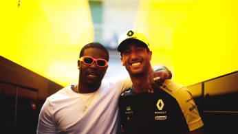 ASAP Ferg & Daniel Ricciardo