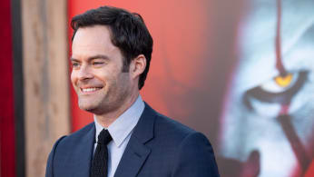 """Bill Hader attends the premiere of """"It Chapter Two."""""""