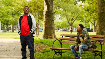 Tracy Morgan and Allen Maldonado in TBS' 'The Last O.G.'
