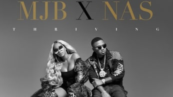"""Nas and Mary J. Blige """"Thriving"""""""