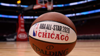 NBA All-Star Chicago 2020 Basketball United Center