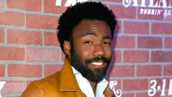 Donald Glover attends the premiere for FX's 'Atlanta Robbin' Season'
