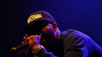 Royce Da 5'9' performing as Phryme
