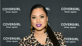 Ayesha Curry attends as COVERGIRL Opens The Doors To Their First Flagship Store