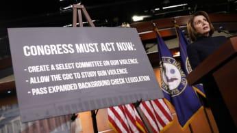 Congress sign.