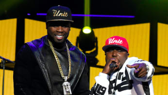 50 Cent and Young Buck