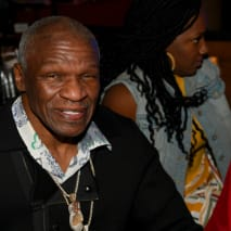 Floyd Mayweather Sr. attends Night One At Palms Casino
