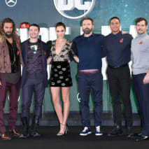 This is a picture of Justice League.