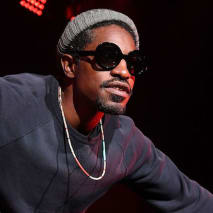 Andre 3000 performs onstage at 2016 ONE Musicfest.