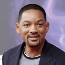 """Will Smith attends the movie premiere of """"Aladdin"""" in Berlin, Germany."""