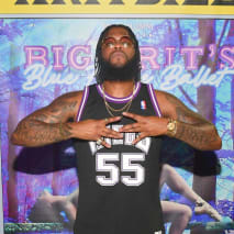 Rapper Big K.R.I.T. attends Big K.R.I.T's Listening Experience