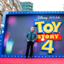 """Tom Hanks attends the """"Toy Story 4"""" European Premiere"""
