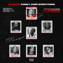 Lil Durk 'Family Over Everytihng'