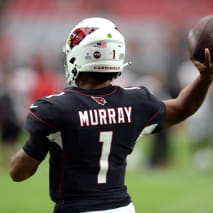 Kyler Murray Cardinals Falcons 2 2019