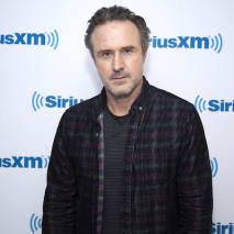 David Arquette in NYC