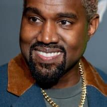 Kanye West art donation
