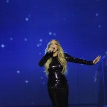 Singer Mariah Carey,
