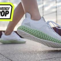 Adidas Alphaedge 4D Australian Sneaker Release Info: The Weekly Drop