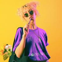 Australian singer Rose Goldd