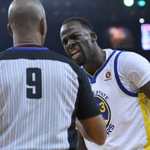 This is a photo of Draymond Green.