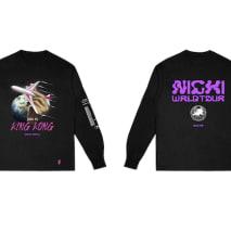 Nicki Minaj Drops NICKI WRLD TOUR Merch