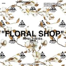 Off-White Floral Shop