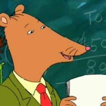 Arthur's teacher Mr. Ratburn
