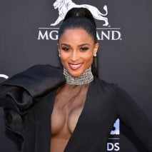 Ciara attends the 2019 Billboard Music Awards.