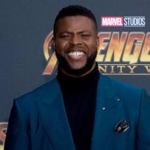 Winston Duke attends the 'Avengers: Infinity War' World Premiere.
