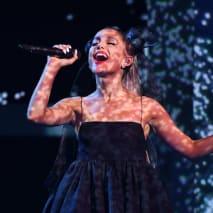 Ariana Grande in Las Vegas