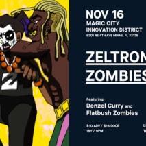 Zeltron vs. Zombies