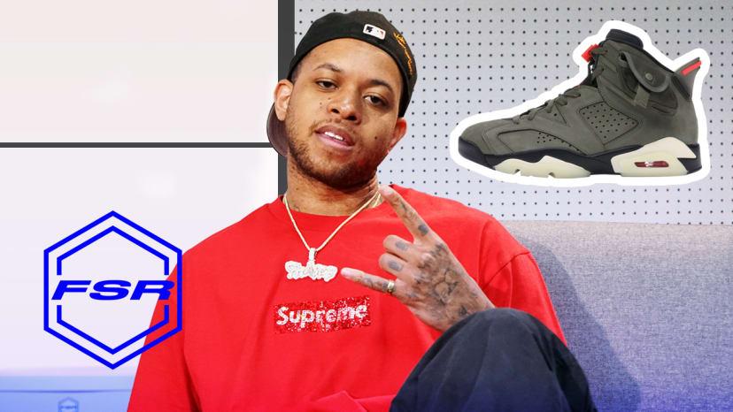 Chase B Reveals Travis Scott's Sneaker Secrets | Full Size Run