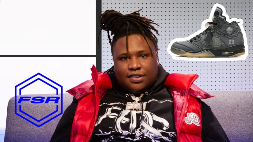 Tay Keith Says Why He Goes Sicko Mode When Copping Sneakers