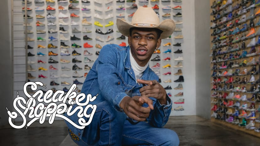 'Old Town Road's' Lil Nas X Goes Sneaker Shopping With Complex | Sneaker Shopping